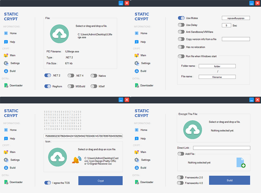 Hack Forums - Profile of spreader