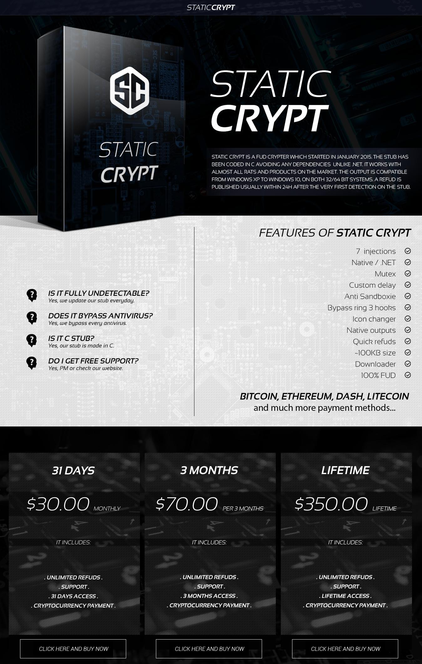 Hack Forums - Profile of whitekremlin